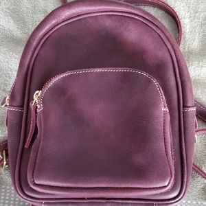 Roots Bags - Roots leather backpack